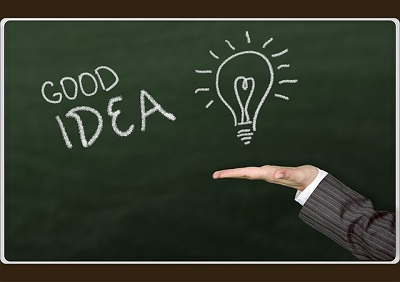 Good Ideas Come From Speaking Up