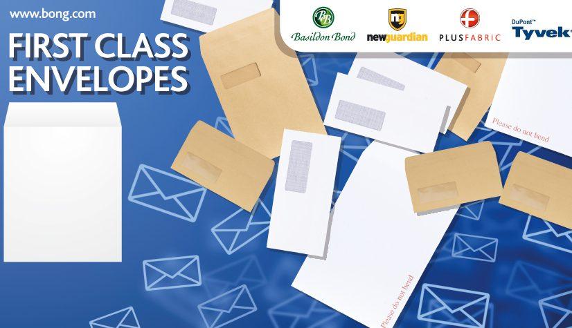 Bong Envelope Guide