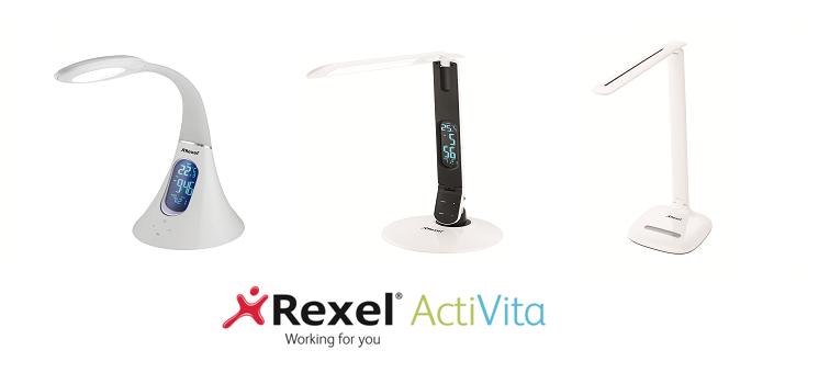 Rexel ActiVita Daylight Lamps