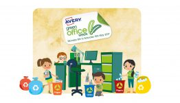 Green office week with Avery