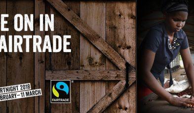 Fairtrade Fortnight - Fairtrade Foundation