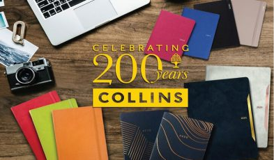 200 Years of Diaries with Collins Main Article Image