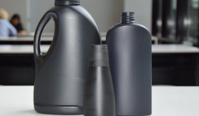 Henkel Recylable Black Plastic Packaging